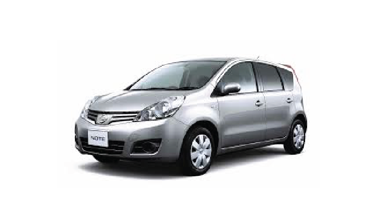 Nissan Note 1.4 Cyprus Limassol Rental Car